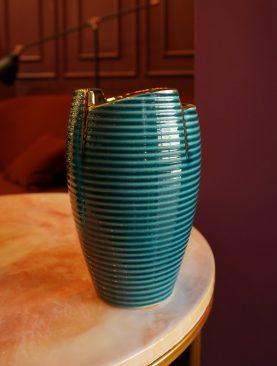 Керамическая ваза
